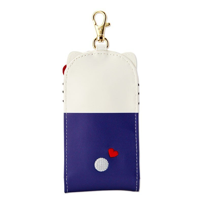 HelloKitty 伸縮鑰匙包,汽車鑰匙包/零錢包/鑰匙包/收納包,X射線【C148389】