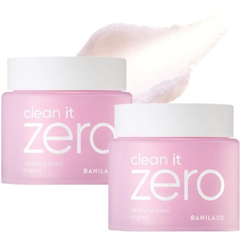 (Banilaco) バニラコ ビッグサイズ Clean It Zero 180ml 2本クリーンイットゼロ クレンジングボム オリジナル大容量 [並行輸入品]