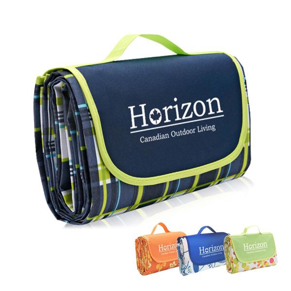Horizon 加大防潮沙灘野餐墊195x200cm