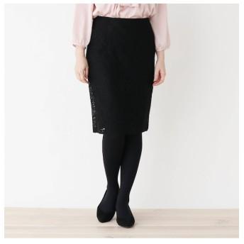 【スープ/SOUP】 コードレースタイトスカート