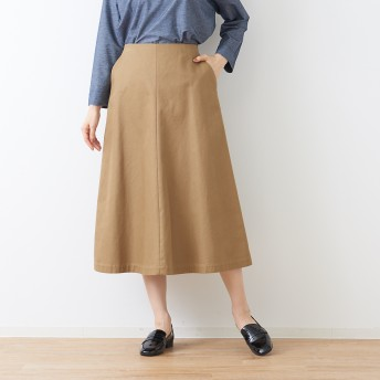 collex(コレックス)/トラペーズラインスカート