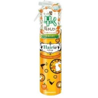 【あわせ買い2999円以上で送料無料】ヘアリエ クイックブローミスト 柑橘の香り 180ml