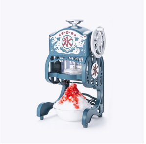 新品 日本家用小丸子小型電動刨冰機綿綿冰雪花冰機碎冰機冰沙機沙冰機   《元旦迎新 全館85折》