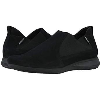 [メフィスト] レディーススニーカー・靴・シューズ Nellie Black Bucksoft 23.5cm B - Medium [並行輸入品]