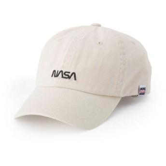 【10%OFF】 シューラルー NASA洗いデニムキャップ レディース ベージュ(052) 00 【SHOO・LA・RUE】 【タイムセール開催中】
