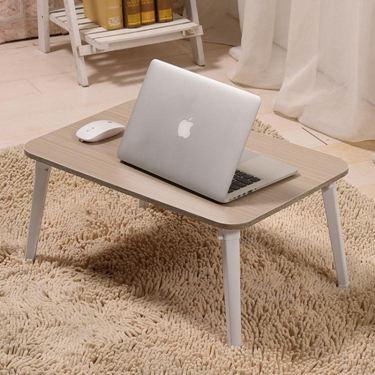 電腦桌電腦桌做床上用筆記本桌簡約現代可摺疊宿舍懶人桌子學習小書桌