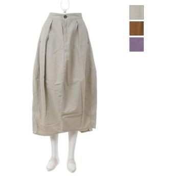 10%OFF Antgauge アントゲージ レディース アシンメトリー コクーンスカート ロングスカート GE355