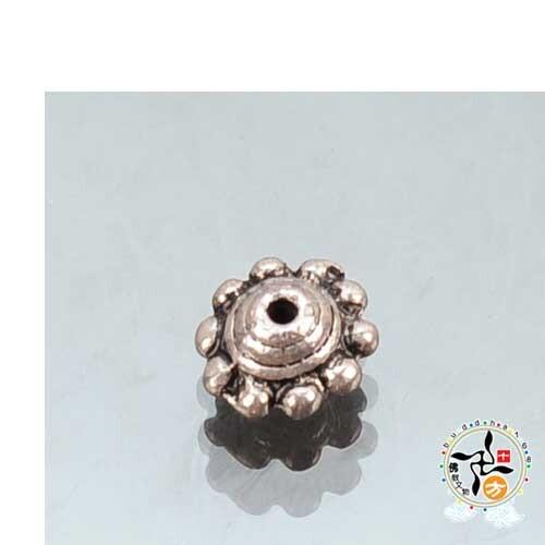 花片 藏銀0.7*0.9公分 十方佛教文物