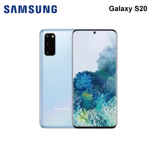 【Samsung】Galaxy S20 (12G/128G)  ▍DM