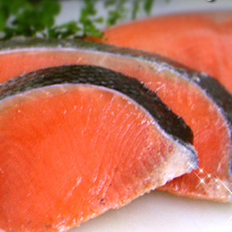 城市野炊鹽漬鮭魚(4片/包)