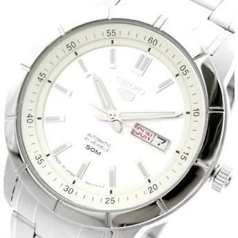 セイコー SEIKO 腕時計 メンズ SNKN51J1 セイコー5 SEIKO5 自動巻き シルバー シルバー