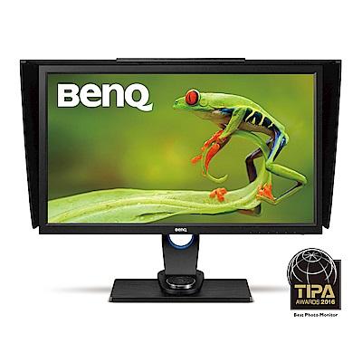 BenQ SW2700PT 2K 廣色域專業攝影螢幕