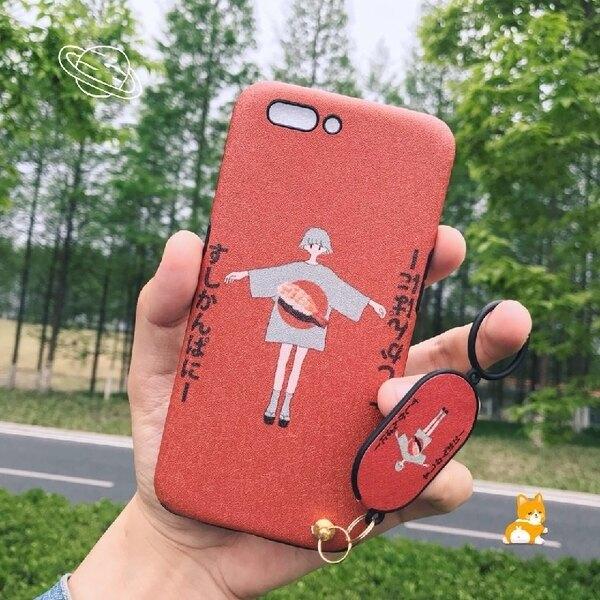 vivox9s日系少女手機殼x20全包x21風網紅款全包保護套x23掛件少女