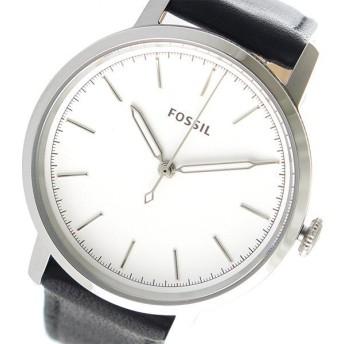フォッシル FOSSIL クオーツ レディース 腕時計 ES4186 シルバー シルバー