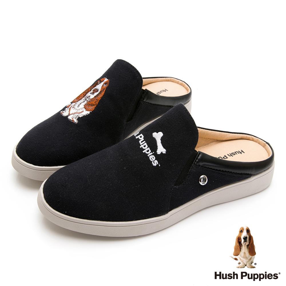 Hush Puppies 經典巴吉度穆勒鞋款
