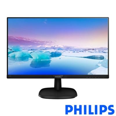 PHILIPS 243V7QDABF 24型 IPS廣視角螢幕