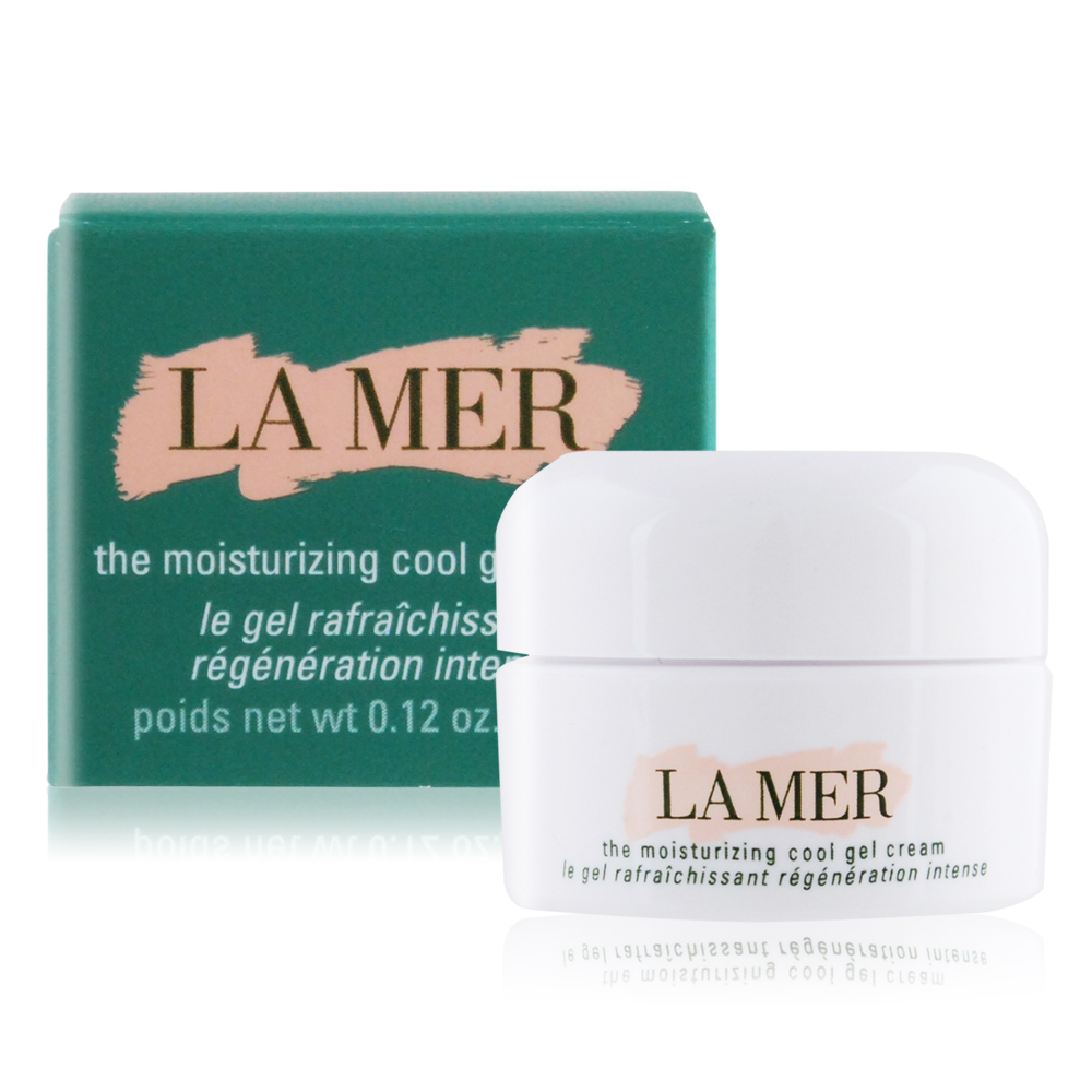 LA MER 海洋拉娜 水凝霜(3.5ml)-百貨公司貨