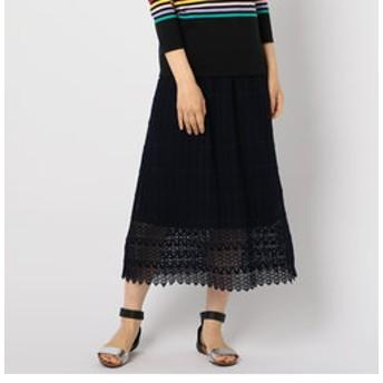 【FREDY & GLOSTER:スカート】2WAYレーススカート