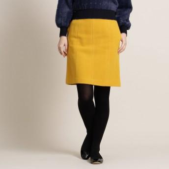 anatelier/Bon mercerie(ボン メルスリー)/【SSサイズあり】スカラウエストスカート