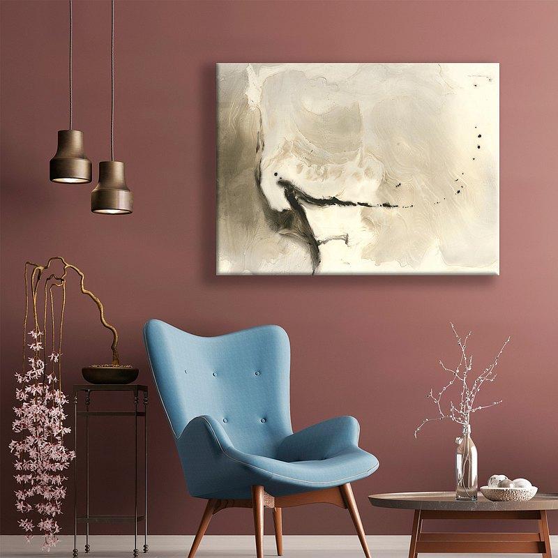 太初系列一 抽象裝飾畫 居家辦公掛畫禮物 授權藝術家 SUN LIN