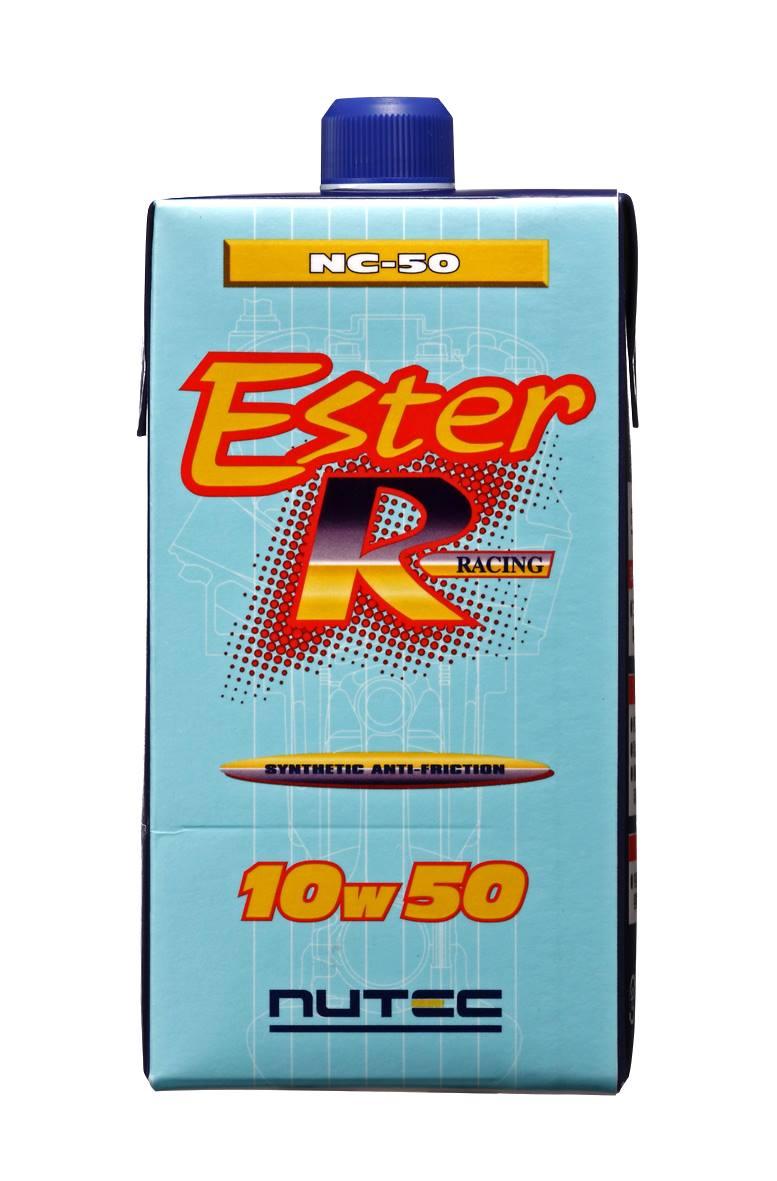 Ester Racing系列NC-50 10W-50引擎機油