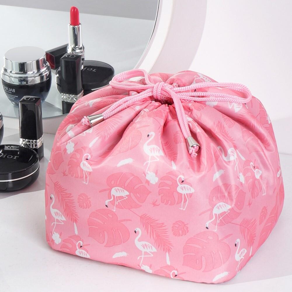 簡單購快速打包懶人束口化妝包/小物收納包tas150