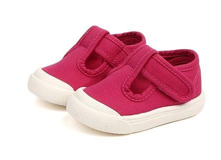 帆布鞋拉拉豬春秋兒童帆布鞋男童女童寶寶幼兒園室內鞋子小童單鞋1-3歲2