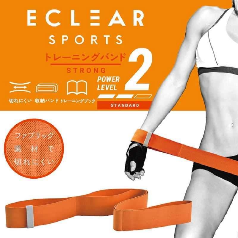 ECLEAR 肌力訓練彈力帶-中階339