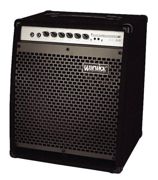 Warwick BC80 貝斯音箱 (12吋80瓦)