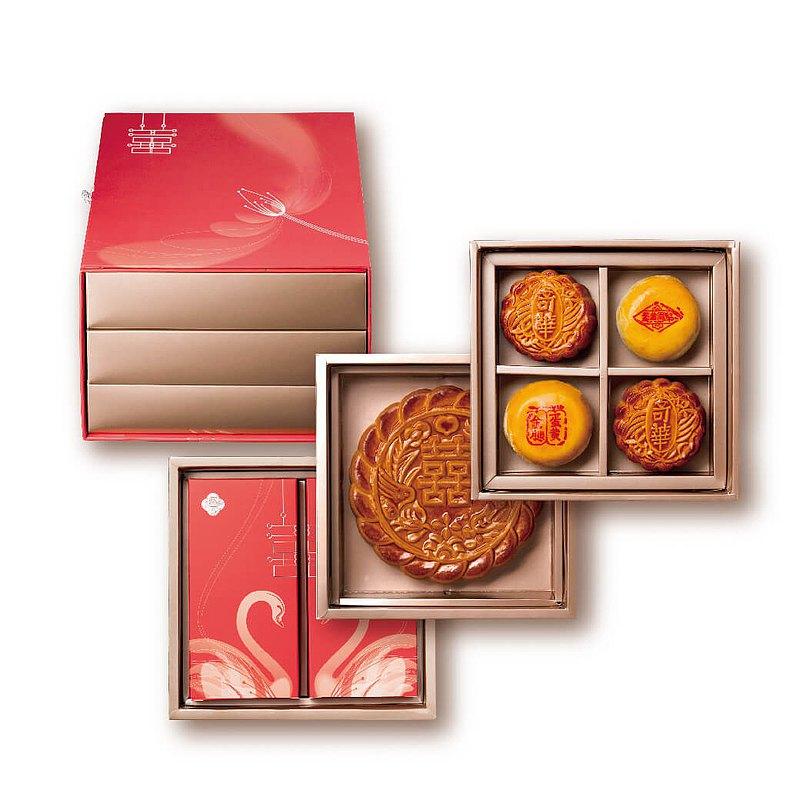 奇華餅家-金御喜禮盒- B款