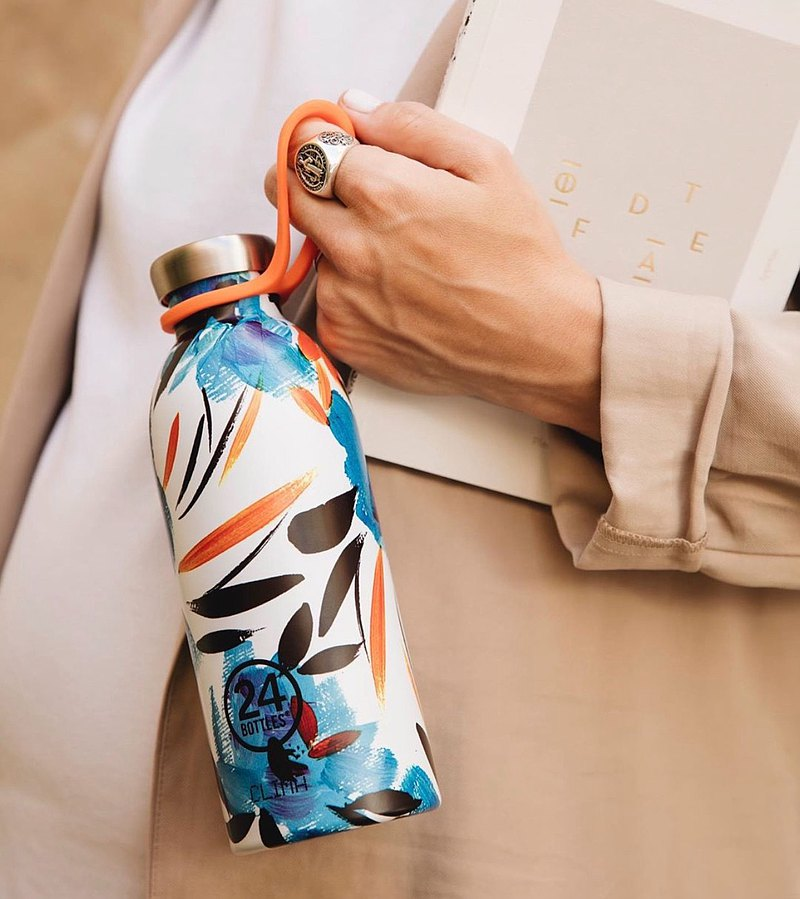 意大利24Bottles【所有系列適用】Bottle Tie - 領帶圈圈