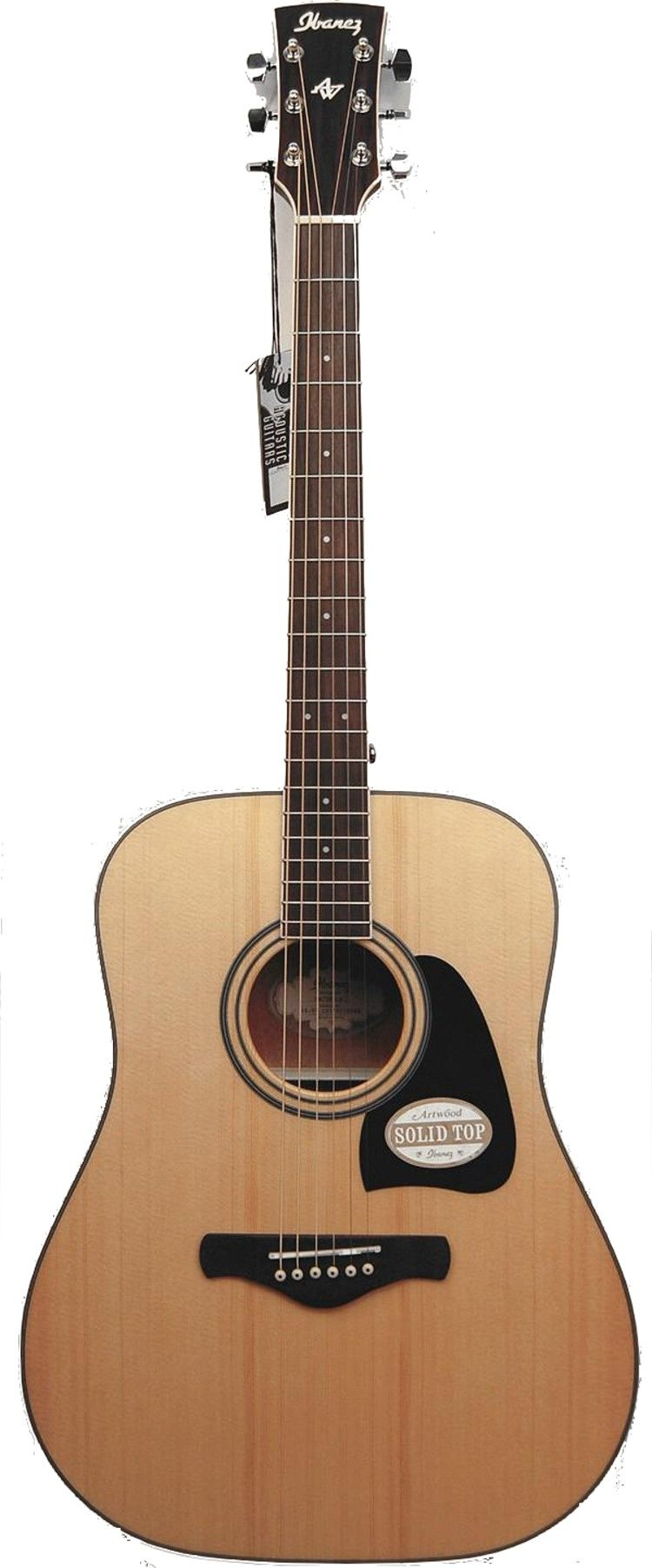 Ibanez AW70-LG AW-70LG 平光單板木吉他(民謠吉他)