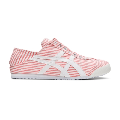 Onitsuka Tiger鬼塚虎-MEXICO 66 PARATY 休閒鞋(粉紅)1183A572-700