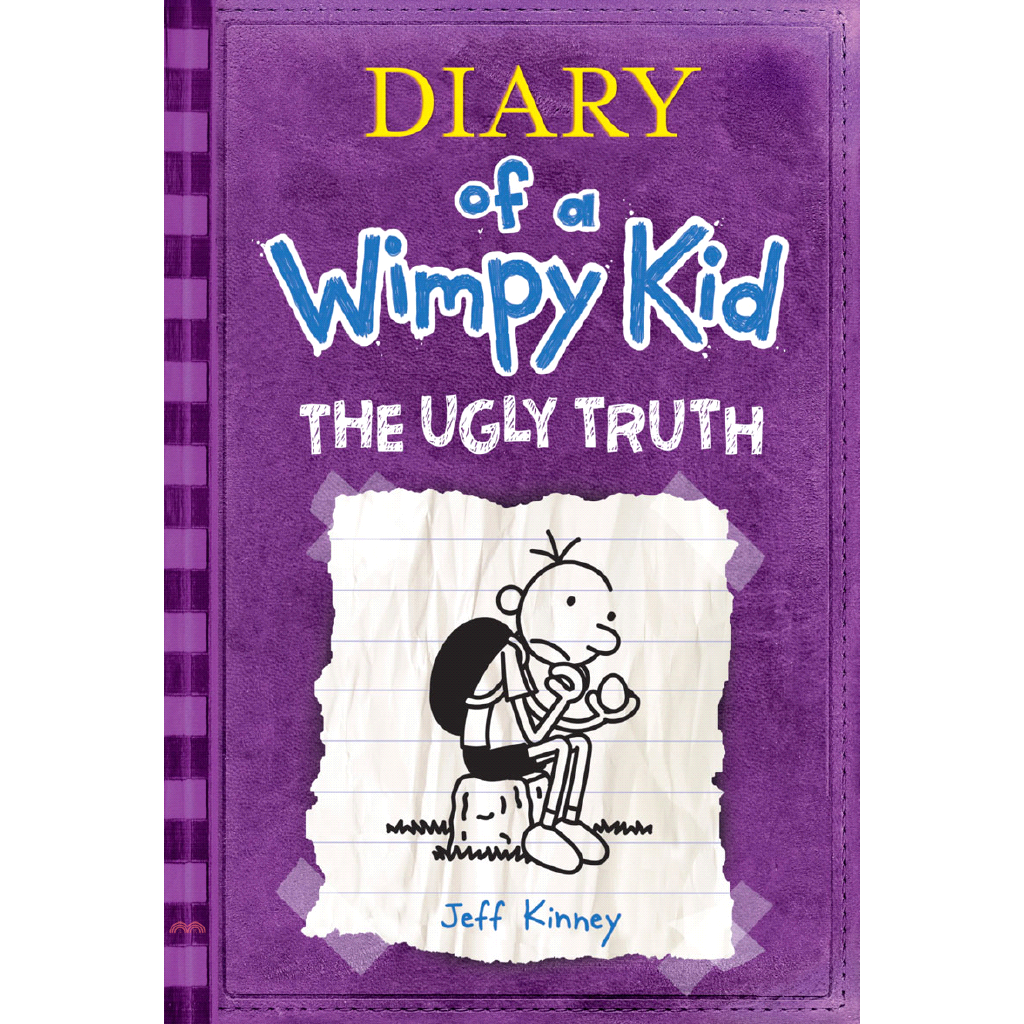 Diary of a Wimpy Kid #5: The Ugly Truth (美國版)【三民網路書店】[73折]