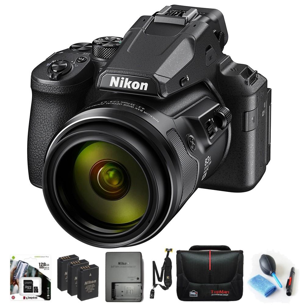 【雙原電】Nikon coolpix P950 83倍望遠數位相機 (公司貨)