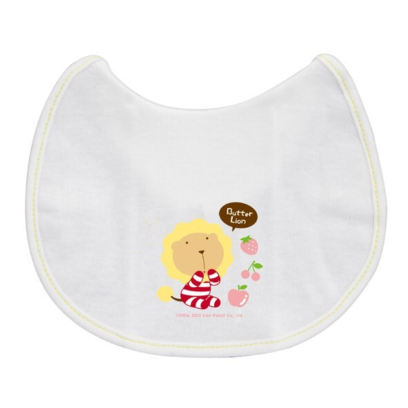奶油獅 紗布口水巾(2入)