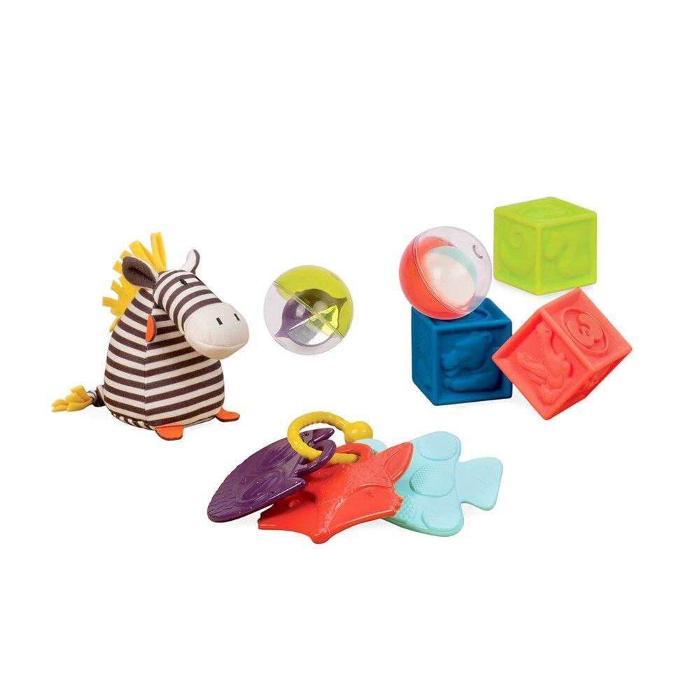 B.Toys  捲尾斑馬玩瘋了
