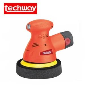 TECHWAY 鐵克威 充電 無線 打蠟機 12V 雙鋰電 打腊機