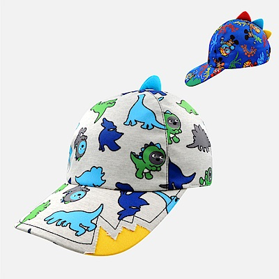 WHY AND 1/2 恐龍造型棒球帽 多色可選