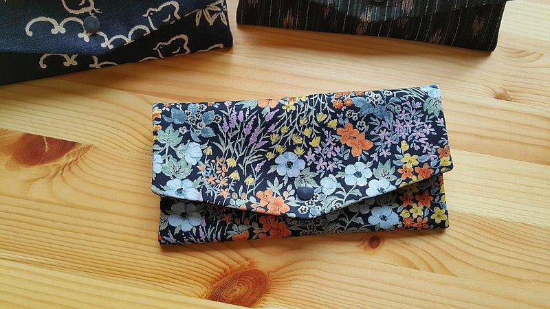 花叢 口罩收納袋  存摺包  紅包袋 收納袋 超實用獨家款