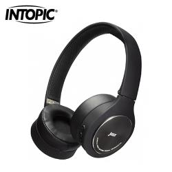 INTOPIC 廣鼎鋁合金藍牙頭戴耳機麥克風 JAZZ BT989
