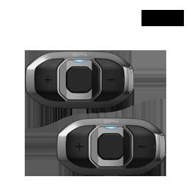 嘉頓國際 SENA【SF4-02D】重機藍牙通訊系統 (雙包裝)