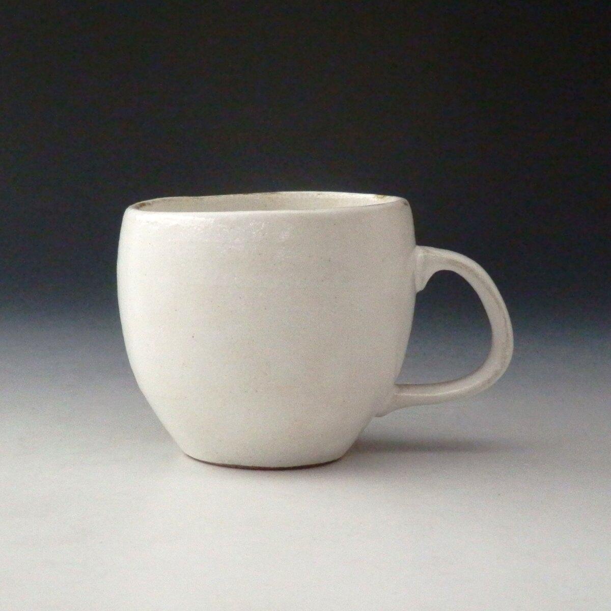 【日本製波佐見燒】白化妝酒桶馬克杯