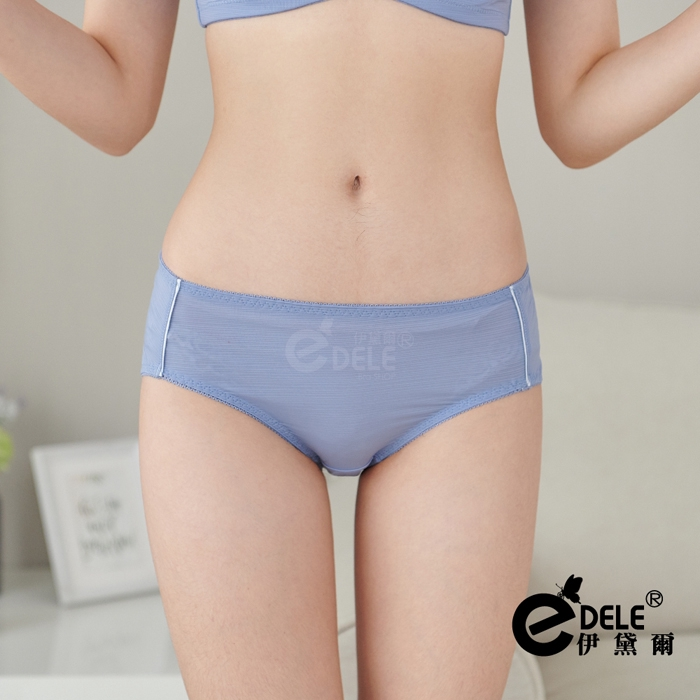 【伊黛爾】裸氛美學無痕配褲加購M/L-【303】