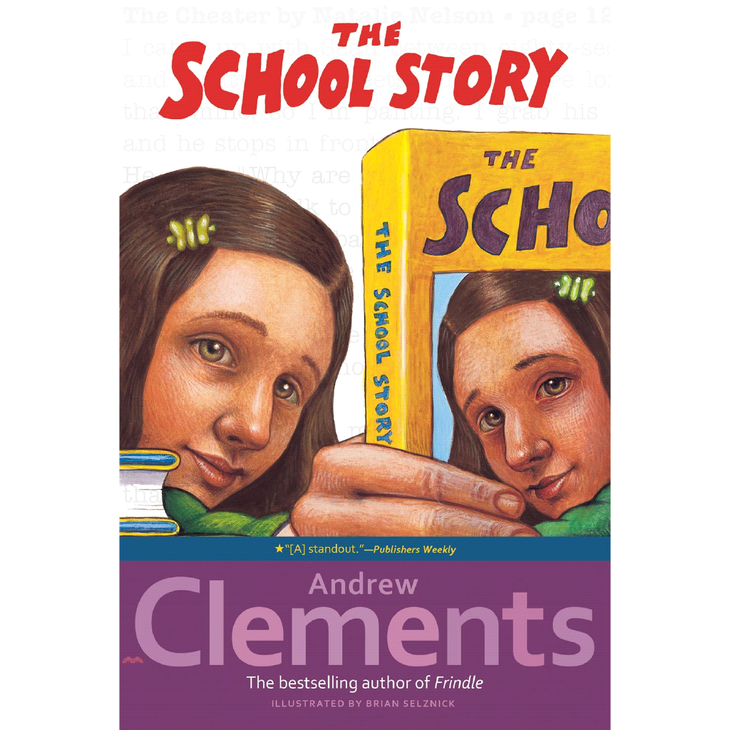 The School Story【三民網路書店】[79折]