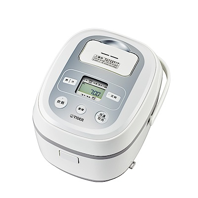 TIGER虎牌 6人份tacook微電腦多功能炊飯電子鍋JBV-S10R