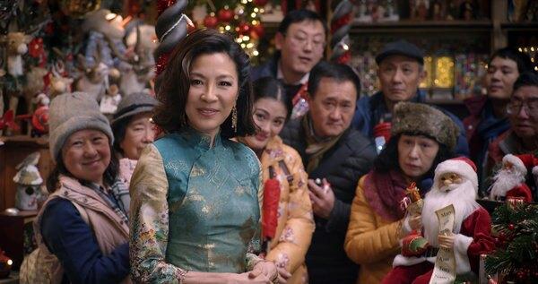去年聖誕節 Last Christmas (DVD)