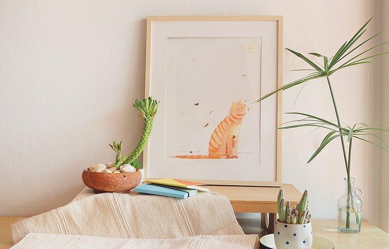 海報SUN CAT我愛這一天