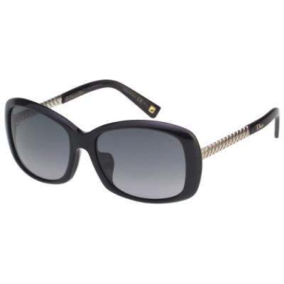 DIOR 太陽眼鏡(黑色)
