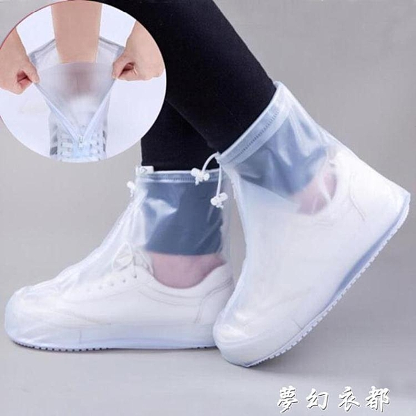 水鞋低幫雨鞋男靴子防水小女孩時尚款幼兒學生水靴高跟防滑套鞋成 聖誕節全館免運